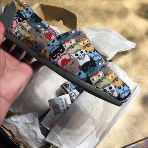 Cat Shoes! Memory foam!